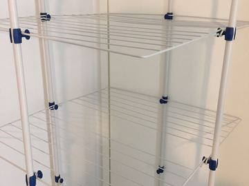 Selling: clothes shelf