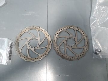 Selling: Disc brakes with bolts, size 160