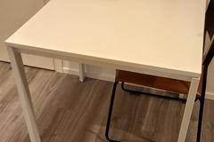 Myydään: IKEA Table 75x75 cm