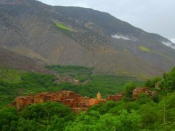 Offering with online payment: 3Days Trkking Hiking from Ouirgane to Atlas Morocco