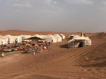 Offering with online payment: 3 days tour from Marrakech to Desert