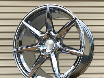 Selling: 5x114.3 | 19x9.5 | Cross Armani Stella 7 Wheels