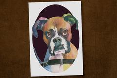 Selling: Boxer Print