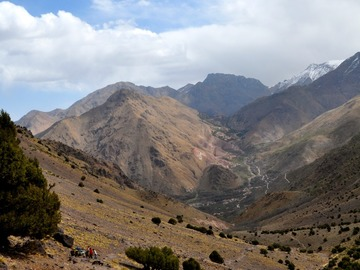 Offering with online payment: Toubkal Ascent trek  Climb - 2 days & 1 night
