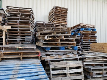 Produkte Verkaufen: Wood Pallets for Sale in Savannah, GA