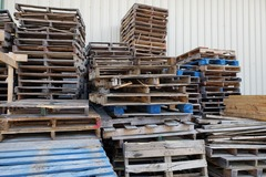 Vendiendo Productos: Wood Pallets for Sale in Savannah, GA