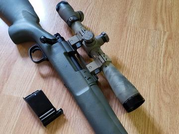 Selling: KJW M700 (2007 model)
