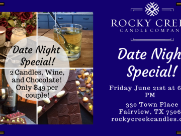 Event Listing: Date Night