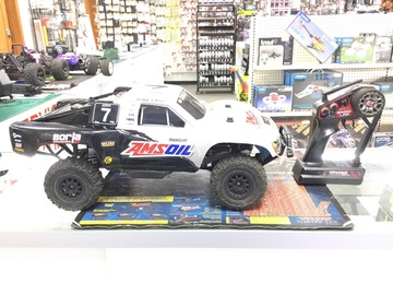 Selling: Traxxas Slash 4WD Velineon Brushless System with TQ Radio System