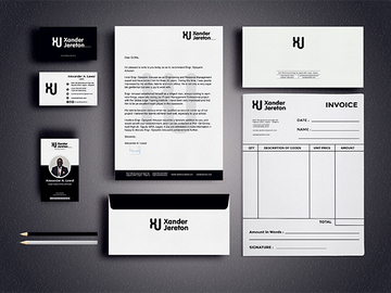 Venta: Unique Brand Identity and Marketing Materials creations