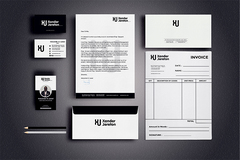 Vente: Unique Brand Identity and Marketing Materials creations