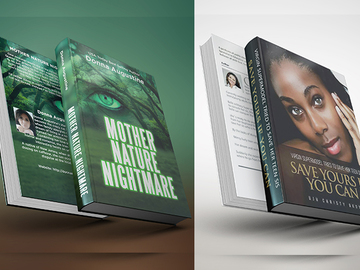 Vente: Unique eBook (and book) Cover Design