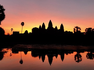 Offering with online payment: Angkor Temple Tour