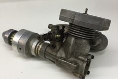 Selling: O.S. MAX .21 2607 airplane engine (not running)