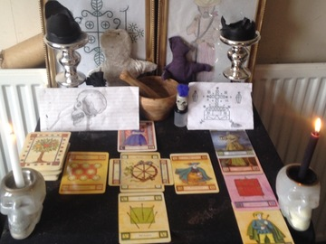 Services Offered: Psychic divination