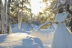 Ilmoitus: Talvihäihin turkisviitta/bolero