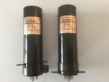 Vente: Capas 47 +47. 500 volt