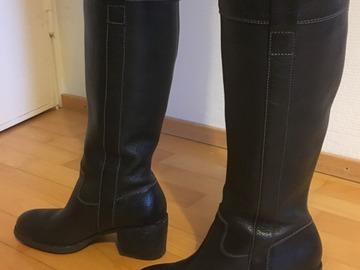 Myydään: ECCO boots - size 38 - Like New