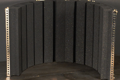 Renting out: Recording Sound Shield. Cad Audio AS32 Acousti-shield