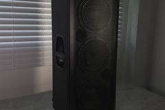 Renting out: PA speaker system with top.PreSonus Studio Live 328 AI (Top)