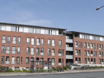 Annetaan vuokralle: 27.5 m2 Studio apartment with furniture in Otaniemi available