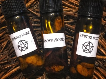 Selling with online payment: Boss Roots Oil