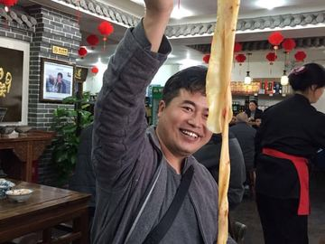 Offering with online payment: Xian Food Tour