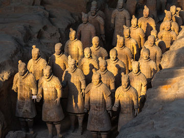 Offering with online payment: Day Trip to Hanyangling Museum, Cave Dwelling and Terracotta Army