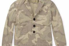 Buy Now: 17 Lucky Brand Kids Boy Girl Peyton Camo Blazer Camouflage Jacket