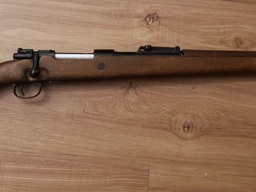 Selling: Redfire K98 gas Mauser