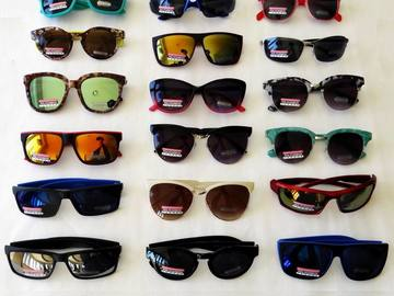 Liquidation Lot: 480 ArtWear Quality Sunglasses UV Shatterproof Lenses MSRP $7,200