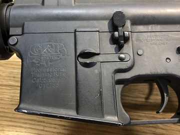 Selling: G&P M4A1 MRE CAG rifle