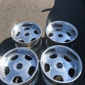 Selling: Work Eurolines multi piece wheels
