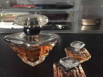 Venta: Lancôme TRÉSOR 50 ml + 2 miniaturas x 7,5 ml