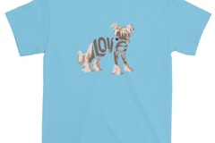 Selling: LoVe T-Shirt - Chinese Crested