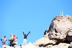 Réserver (avec paiement en ligne): Ascension du Damavand par le flanc sud - Iran