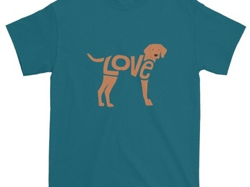 Selling: LoVe T-Shirt - Vizsla