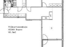 Annetaan vuokralle: Furnished room in Espoo, bills covered, Sep 1... onward
