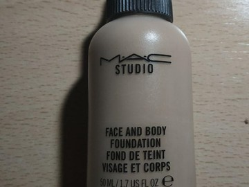 Venta: MAC Face&Body fundation en tono C3