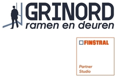 .: Grinord, Finstral ramen en deuren