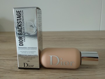 Venta: DIOR FACE AND BODY tono 1'5N