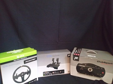 Buy Now: Xbox1 fanatec clubsport fan pack