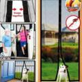 Buy Now: 25 Sets of New Magic Mesh Hands-Free Magnetic Screen Door Kits