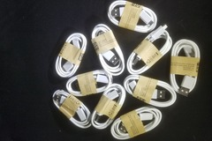 Buy Now: 50 Micro USB White Charging Cords
