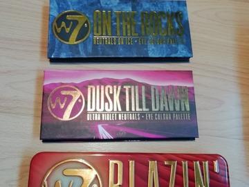 Venta: Pack de paletas W7