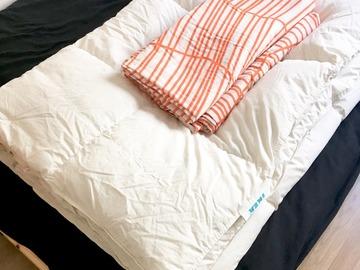 Myydään: Extra warm duvet 240 x 220 cm (king size)