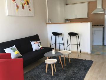 Location par jour: Maison F2 - Cherbourg (55m²)