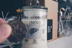 : MOU Soy Wax Candle - with personalised message