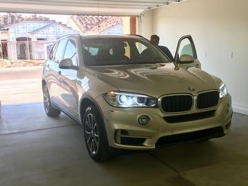 Owner/Supplier: Drive BMW X5 Phoenix AZ to Seattle WA
