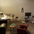 Renting out: Jaettu työtila/pöytäpaikka Vallilassa